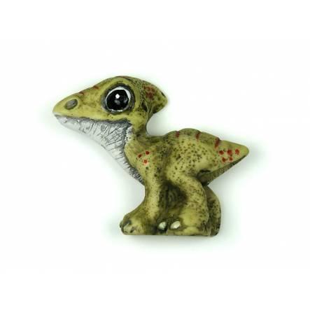 Ciughi der kleine Parasaurolophus, Magnet