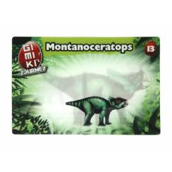 Montanoceratops Baby, Dinosaur Toy Figure by Gimiki's Journey