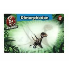 Dimorphodon Baby, Pterosaur Toy Figure by Gimiki's Journey