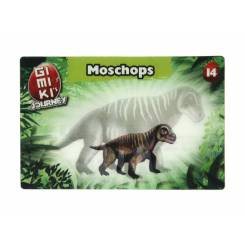 Moschops Baby, Dinosaur Toy Figure by Gimiki's Journey