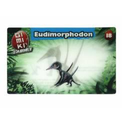 Eudimorphodon Jungtier, Flugsaurier Spielzeug von Gimiki