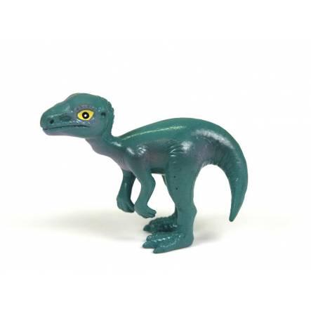 Velociraptor Baby, Dinosaur Toy Figure by Gimiki's Journey