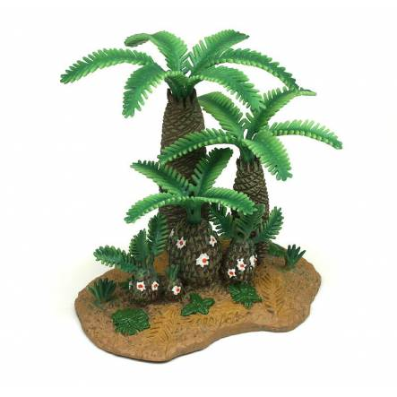 Monanthesia & Cycadeoidae, Diorama Plant Figure by CollectA