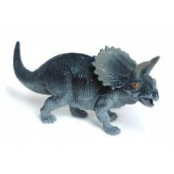 Triceratops grey, Dinosaur Figure