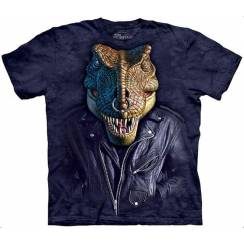 Rocker Rex, Dinosaur T-Shirt by The Mountain