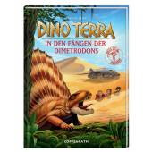 In the Claws of the Dimetrodons, Book, Dino Terra, Coppenrath