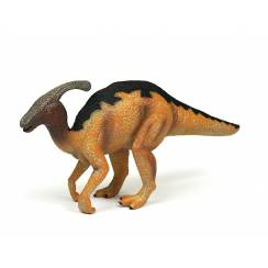 Parasaurolophus, Dinosaur Toy Figure by Mojo Fun