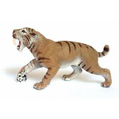 Smilodon, Sabre-toothed Cat Figure by Safari Ltd.