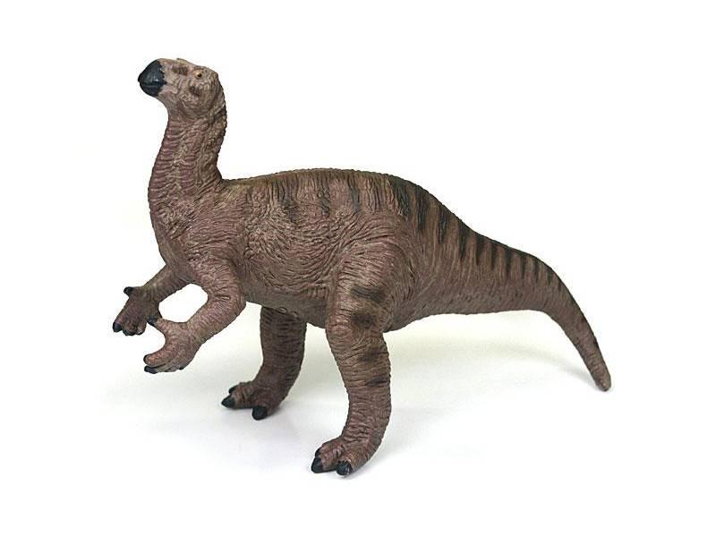 Iguanodon Dinosaur Toy Figure Of The Carnegie Collection Urzeitshop
