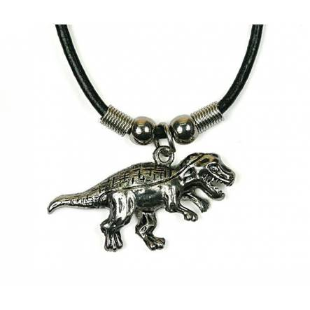 T-Rex Necklace, Dinosaur Jewellery