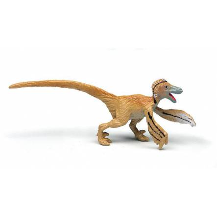 Velociraptor, Dinosaur Miniature Figure by Safari Ltd.