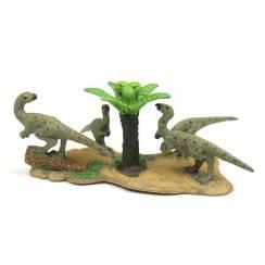 Hypsilophodon Gruppe, Dinosaurier Spielzeug von CollectA