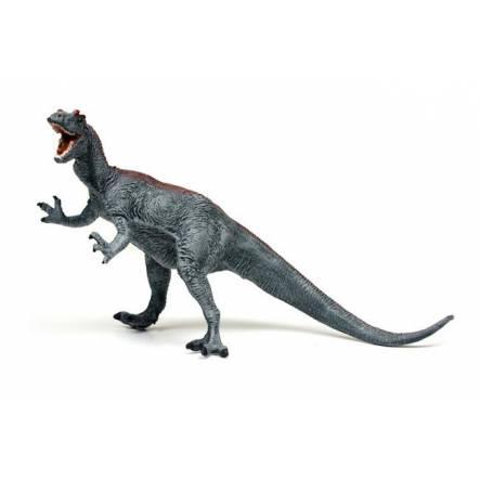 Allosaurus grau Dinosaurier Carnegie Safari Spielzeug