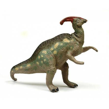Parasaurolophus, Dinosaur Toy Figure of the Carnegie Collection