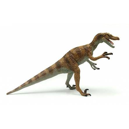 Velociraptor, Dinosaur Toy Figure of the Carnegie Collection