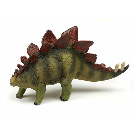 Stegosaurus, Dinosaur Toy Figure of the Carnegie Collection