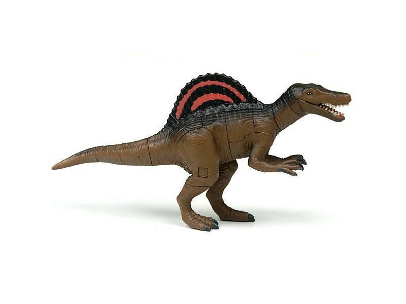 Spinosaurus, 3 D Dinosaurier Puzzle