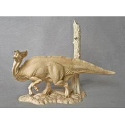Olorotitan laufend, Dinosaurier-Bausatz von Vitali Klatt