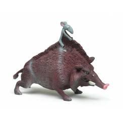 Boris, Warzenschwein Ice Age Figur