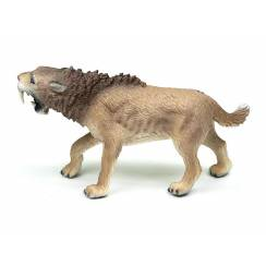 Smilodon Male, Toy Figure by Bullyland