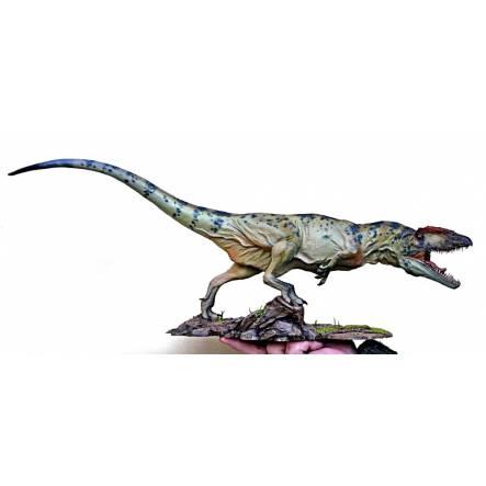 Carcharodontosaurus, Dinosaurier-Bausatz von Sean Cooper