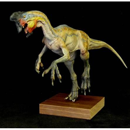 Oviraptor, Dinosaur Model Kit by Sean Cooper