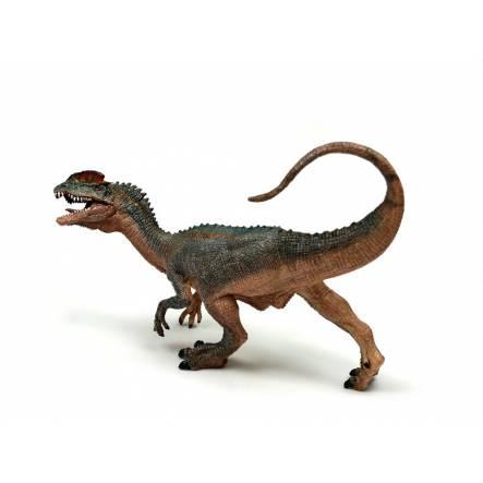 Dilophosaurus, Dinosaurier Spielzeug von Papo