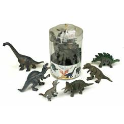 Dinosaurier Mini-Figuren, Set 1