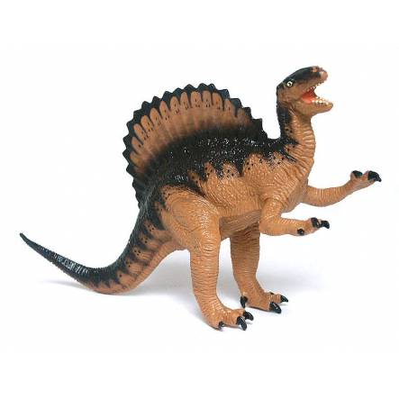 Spinosaurus braun, Dinosaurier Carnegie Safari Spielzeug