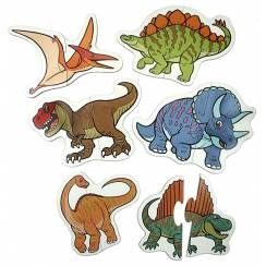 Dino Puzzle Set, for little children
