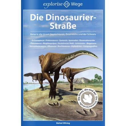 Die Dinosaurier-Straße, Reiseführer