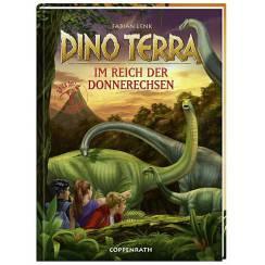 Im Reich der Donnerechsen, Buch, Dino Terra, Coppenrath