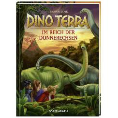 In the Realm of the Thunderlizards, Book, Dino Terra, Coppenrath