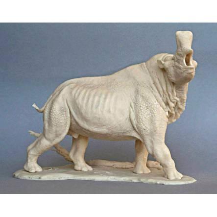 Embolotherium Bull, Model Kit by Vitali Klatt
