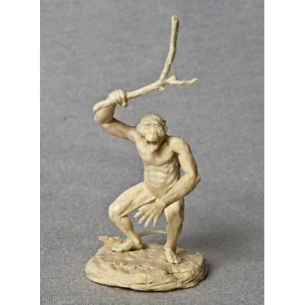 Australopithecus aufrecht, Urmensch Bausatz von Vitali Klatt