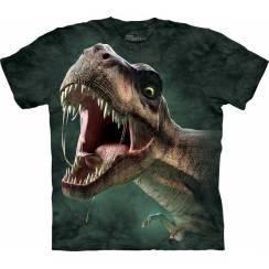 T-Rex brüllt 2, Dinosaurier T-Shirt The Mountain