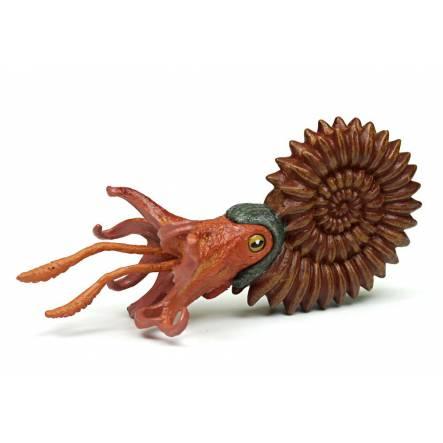 Ammonite, Cephalopod Figure by Safari Ltd.