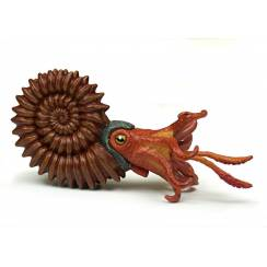 Ammonite, Cephalopod Figure by Safari Ltd.