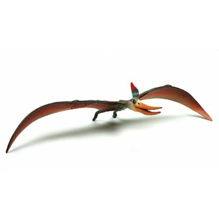 Pteranodon sternbergi fliegend, Flugsaurier Spielzeug von Bullyland