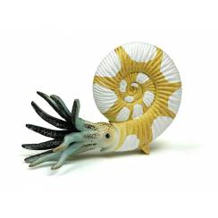 Ammonit klein, Kopffüßer Spielzeug von Bullyland