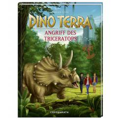 Attack of the Triceratops, Dino Terra, Coppenrath