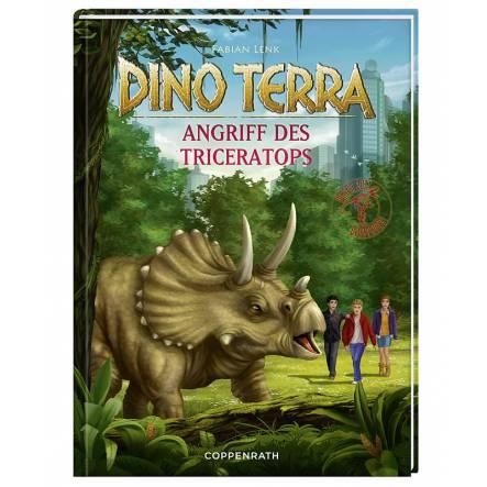 Angriff des Triceratops, Dino Terra, Coppenrath