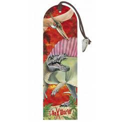 Spinosaurus Lesezeichen, Dinosaurier