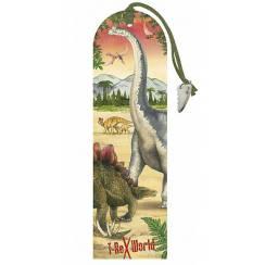 Brachiosaurus Bookmark, Dinosaur