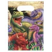 Dinosaurier Partytüten, Dino Party Zubehör