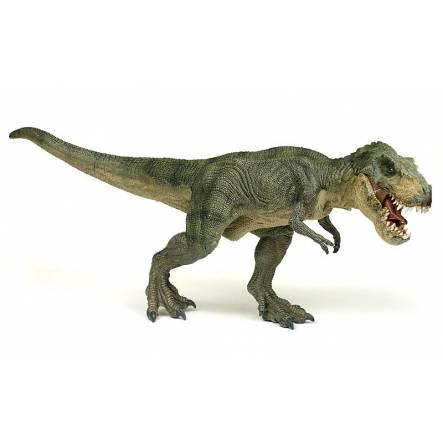 T-Rex gehend, Dinosaurier Spielzeug von Papo