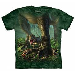 Wee Rex, Dinosaur T-Shirt by The Mountain