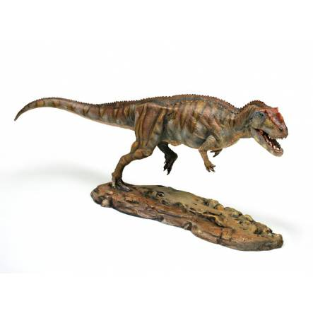 Ceratosaurus, Dinosaurier-Bausatz von Sean Cooper