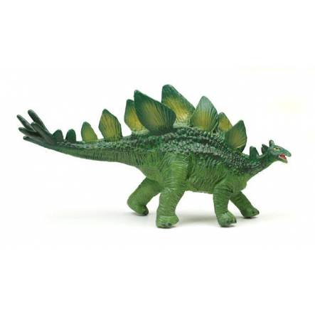 Stegosaurus green, Dinosaur Figure by Safari Ltd.