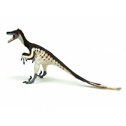 Velociraptor gefiedert, Dinosaurier Figur